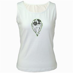 7 Gates Graffix Women s Tank Top (White) by 7gatesgraffix