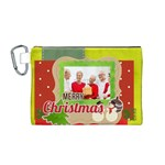 xmas - Canvas Cosmetic Bag (Medium)