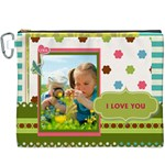 kids - Canvas Cosmetic Bag (XXXL)