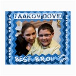 Yaakov bday - Small Glasses Cloth