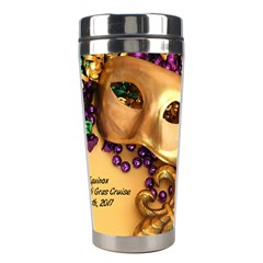 Mardi Gras 3 By Gregg Deneweth   Stainless Steel Travel Tumbler   Cgvhcb99l3iy   Www Artscow Com Center