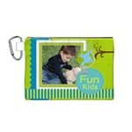 kids - Canvas Cosmetic Bag (Medium)