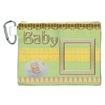 Baby Canvas Cosmetic Bag (XXL)