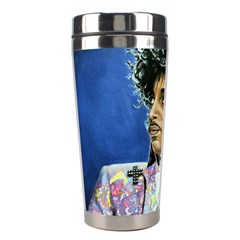 His Royal Purpleness Stainless Steel Travel Tumbler by retz