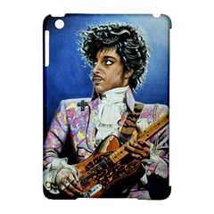His Royal Purpleness Apple Ipad Mini Hardshell Case (compatible With Smart Cover) by retz