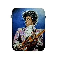 His Royal Purpleness Apple Ipad Protective Sleeve by retz