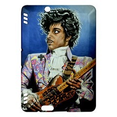 His Royal Purpleness Kindle Fire Hdx Hardshell Case by retz