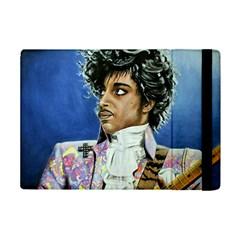 His Royal Purpleness Apple Ipad Mini 2 Flip Case by retz