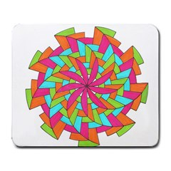 Spiral Large Mousepad by foreveryours