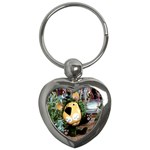 parsley-6 Key Chain (Heart)