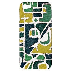 Colorful Tribal Abstract Pattern Apple Iphone 5 Hardshell Case by dflcprints