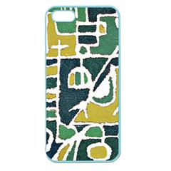 Colorful Tribal Abstract Pattern Apple Seamless Iphone 5 Case (color) by dflcprints