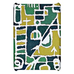 Colorful Tribal Abstract Pattern Apple Ipad Mini Hardshell Case by dflcprints