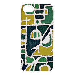 Colorful Tribal Abstract Pattern Apple Iphone 5s Hardshell Case by dflcprints