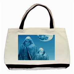 Full Moon Rising Classic Tote Bag by icarusismartdesigns