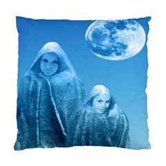 Full Moon Rising Cushion Case (single Sided)  by icarusismartdesigns