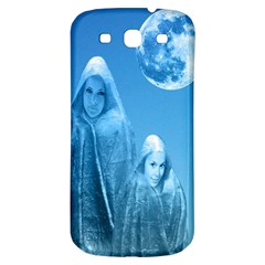 Full Moon Rising Samsung Galaxy S3 S Iii Classic Hardshell Back Case by icarusismartdesigns
