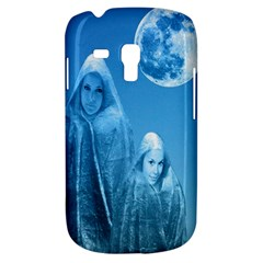 Full Moon Rising Samsung Galaxy S3 Mini I8190 Hardshell Case by icarusismartdesigns
