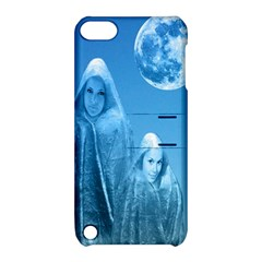 Full Moon Rising Apple Ipod Touch 5 Hardshell Case With Stand by icarusismartdesigns