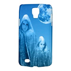 Full Moon Rising Samsung Galaxy S4 Active (i9295) Hardshell Case by icarusismartdesigns