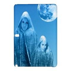 Full Moon Rising Samsung Galaxy Tab Pro 10 1 Hardshell Case by icarusismartdesigns