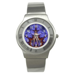 Chaos Stainless Steel Watch (slim) by icarusismartdesigns