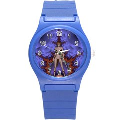 Chaos Plastic Sport Watch (small) by icarusismartdesigns