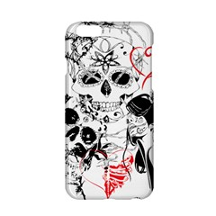 Skull Love Affair Apple Iphone 6 Hardshell Case