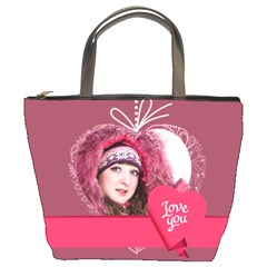 Love By Ki Ki   Bucket Bag   Xj6b2aa20lb1   Www Artscow Com Front