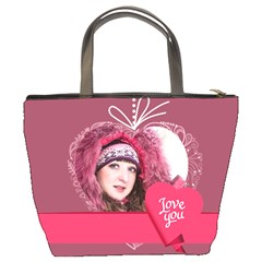 Love By Ki Ki   Bucket Bag   Xj6b2aa20lb1   Www Artscow Com Back