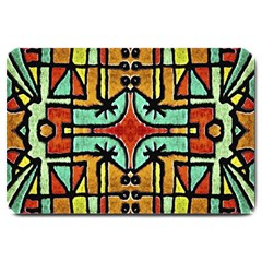 Lap Large Door Mat by dflcprints