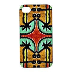 Lap Apple Iphone 4/4s Hardshell Case With Stand by dflcprints