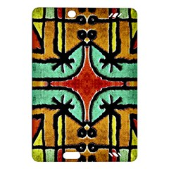 Lap Kindle Fire Hd (2013) Hardshell Case by dflcprints