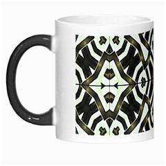 Abstract Geometric Modern Pattern  Morph Mug by dflcprints