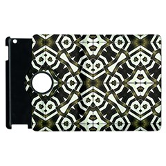 Abstract Geometric Modern Pattern  Apple Ipad 3/4 Flip 360 Case by dflcprints