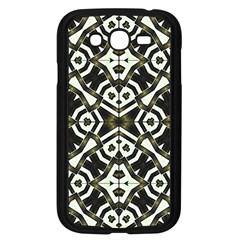 Abstract Geometric Modern Pattern  Samsung Galaxy Grand Duos I9082 Case (black)