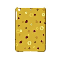 Abstract Geometric Shapes Design In Warm Tones Apple Ipad Mini 2 Hardshell Case by dflcprints