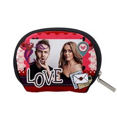 Love By Love   Accessory Pouch (small)   Eki7hgh53kew   Www Artscow Com Back