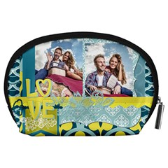 Love By Love   Accessory Pouch (large)   Yhqn1qn1rmvh   Www Artscow Com Back
