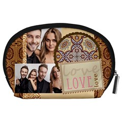 Love By Love   Accessory Pouch (large)   Gyhozk4m1ufm   Www Artscow Com Back