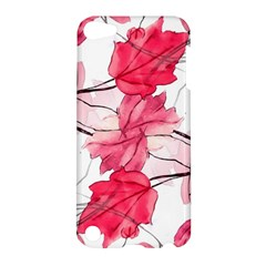 Floral Print Swirls Decorative Design Apple Ipod Touch 5 Hardshell Case by dflcprints