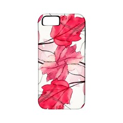 Floral Print Swirls Decorative Design Apple Iphone 5 Classic Hardshell Case (pc+silicone) by dflcprints