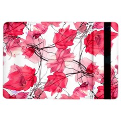 Floral Print Swirls Decorative Design Apple Ipad Air 2 Flip Case