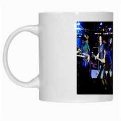 Singer With Audience! By Pamela Sue Goforth   White Mug   Kt967rl02cxd   Www Artscow Com Left