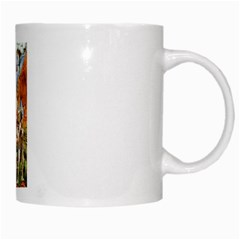 Dino Egg Experdition Seriies #2  By Pamela Sue Goforth   White Mug   J89tunnybmnk   Www Artscow Com Right