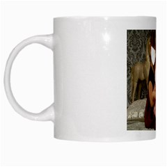 By Pamela Sue Goforth   White Mug   Nrpuxf5ptkbn   Www Artscow Com Left