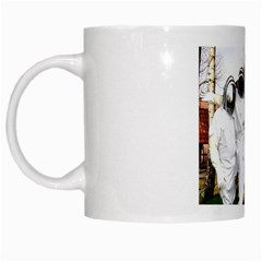 By Pamela Sue Goforth   White Mug   Ggtuc7de1h4r   Www Artscow Com Left