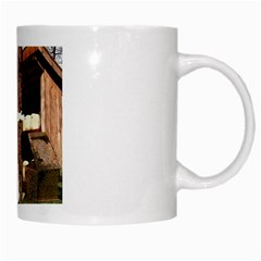 By Pamela Sue Goforth   White Mug   Ggtuc7de1h4r   Www Artscow Com Right