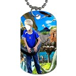 Pamela s Photo Snapshot Recovery  Photo Editing !  - Dog Tag (Two Sides)