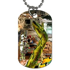 My Nephews 2014 By Pamela Sue Goforth   Dog Tag (two Sides)   7cclr8ci866x   Www Artscow Com Front